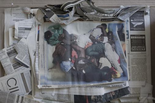 Rob Johannesma, Newspapers 2012