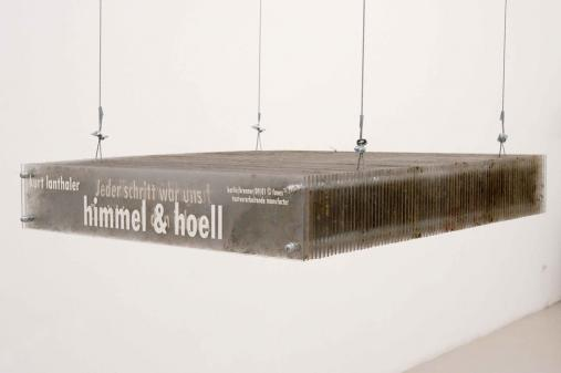 Exhibition view, himmel&höll, 2003