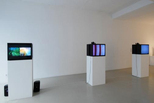 Exhibiton view, Abstract of syn, 2008