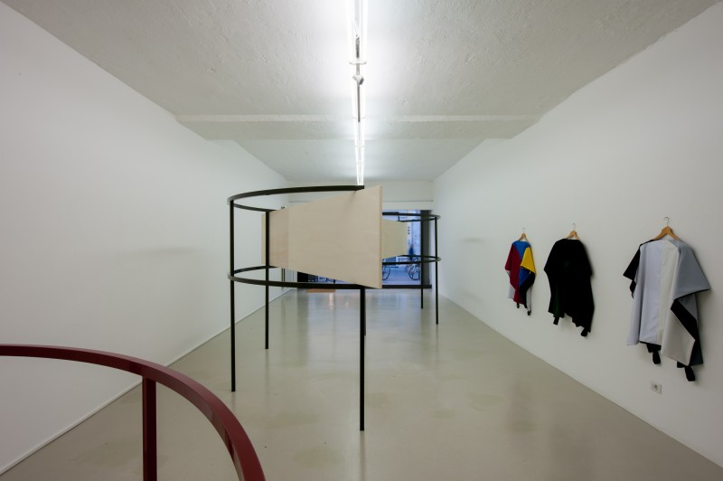 Constellations of One and Many - Part III, Installation view, photo Ivo Corrà, 2014