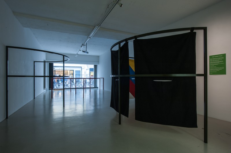 Constellations of One and Many - Part II, Installation view, photo Ivo Corrà, 2014