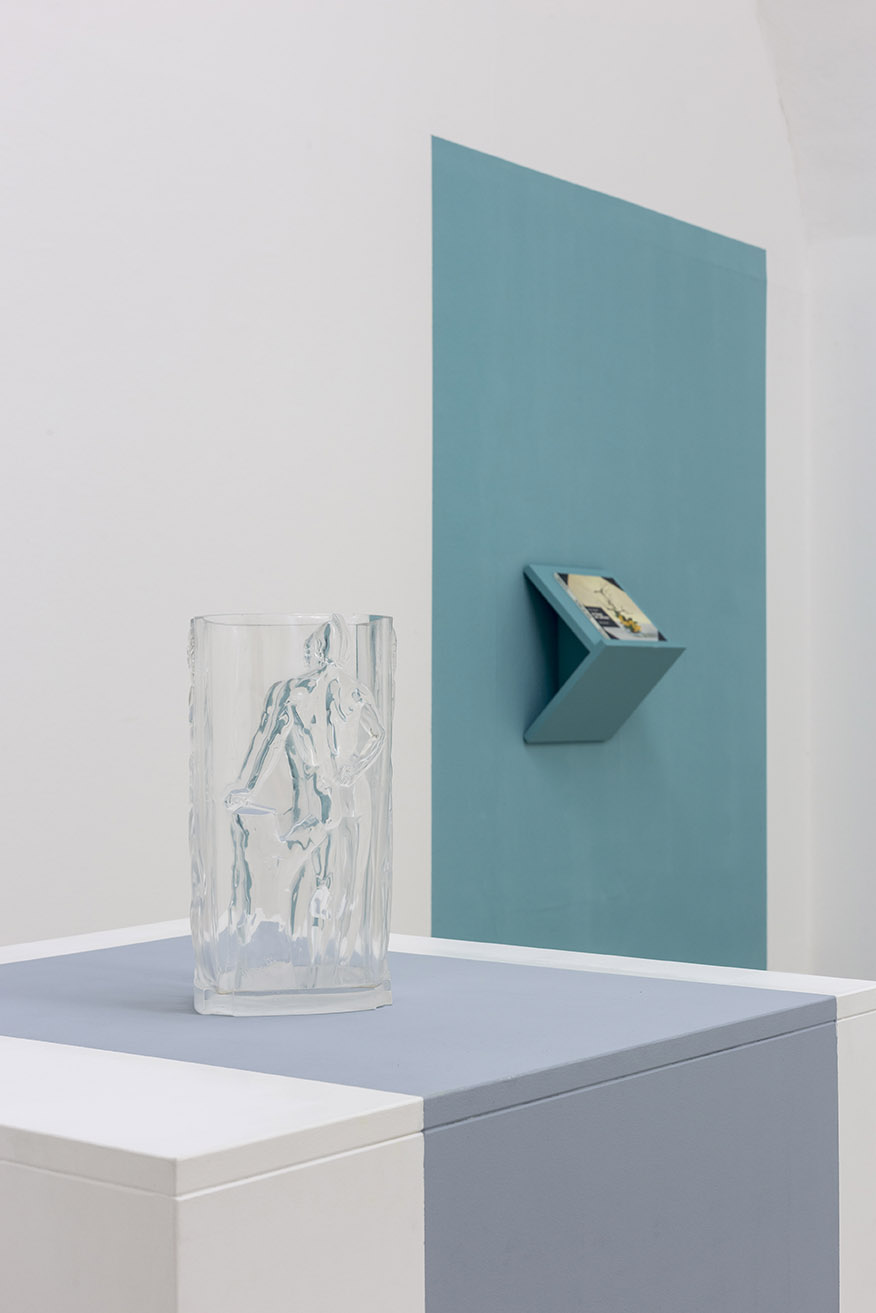 Oliver Laric, Vase, Polyurethane, 2015, courtesy of the artist. Photo Guadagnini ©argekunst